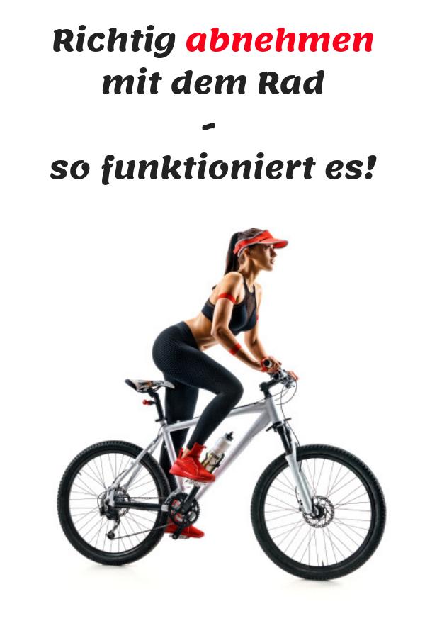 Abnehmen Radfahren
