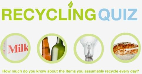 Earth Day: Recycling quiz | Learn how recycling helps protect estuaries at www.estuaries.org #estuaries #iheartestuaries #RAEstuaries #upcycle #earthday #repurpose