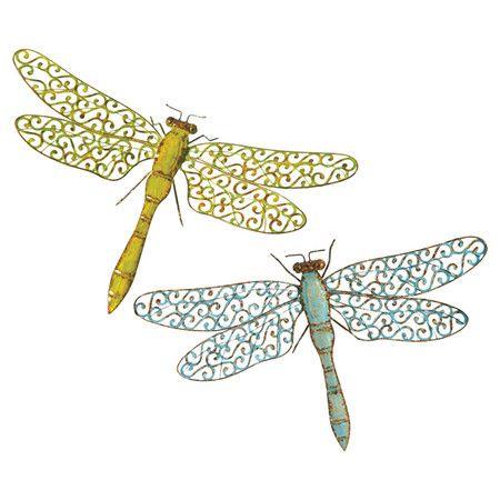 decor whitehall dragonfly iron faucet