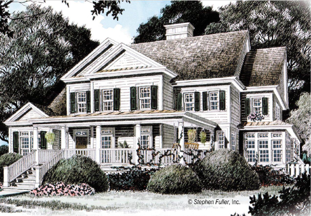 Blythewood Cottage House Exterior Blythewood