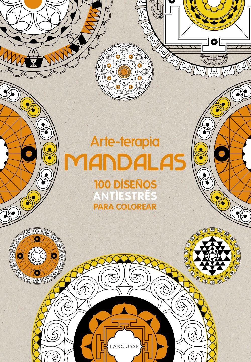 Arte-terapia, mandalas. | 5 Mandalas, Arte-terapia, Color-terapia ...