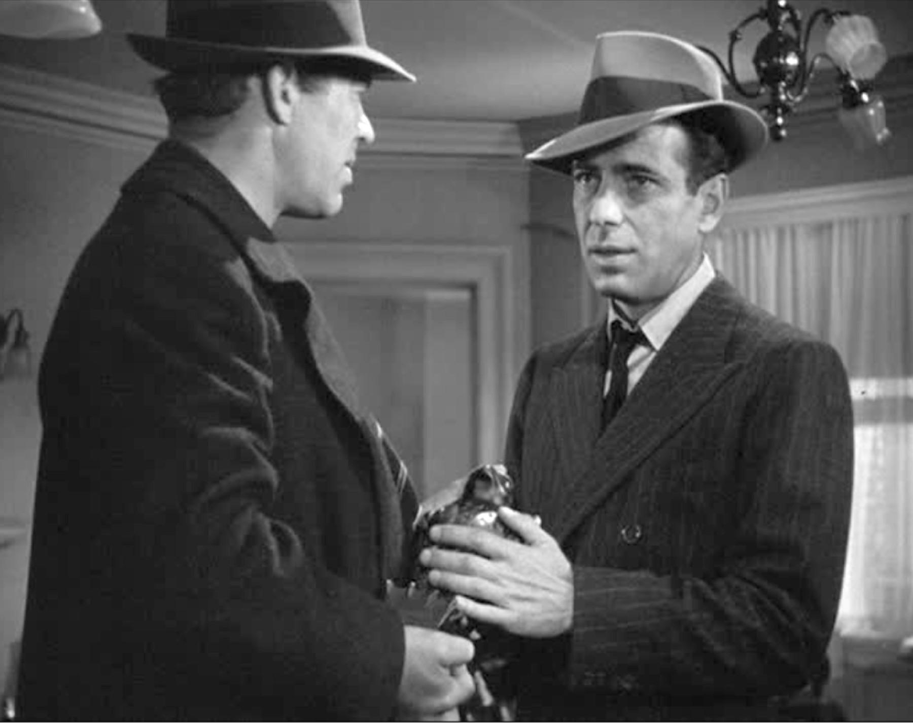 Humphrey Bogart R Ward Bond Maltese Falcon 1941 The Thing Dreams Are Made Of Bogart Humphrey Bogart Classic Hollywood