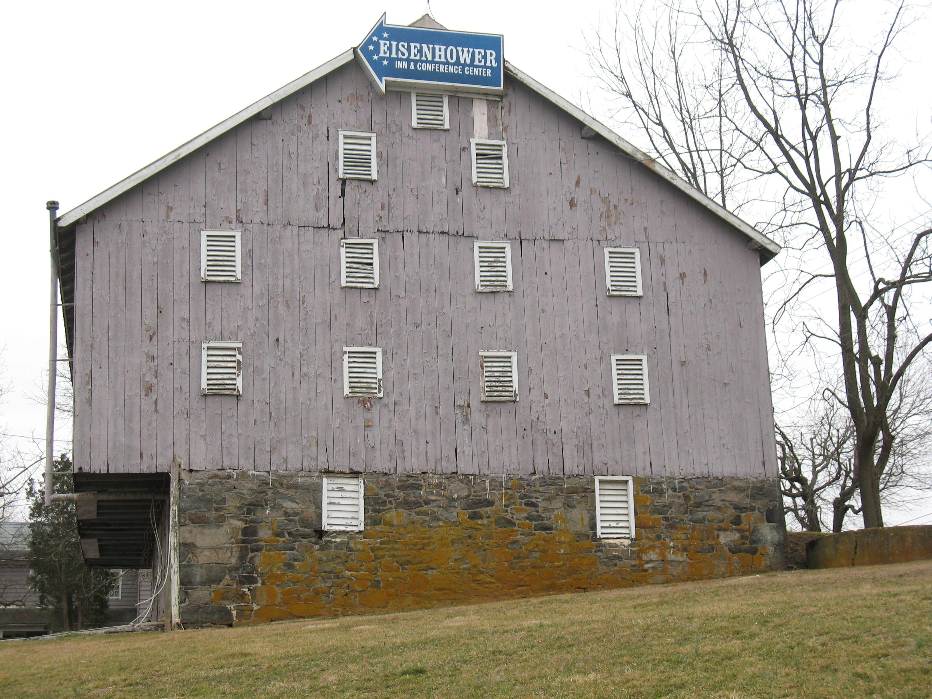 The Barn At Eisenhower Hotel In Gettysburg Pa