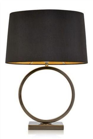 Circle table lamp | работа_Зубков | Pinterest | Circle table, Tripod ...
