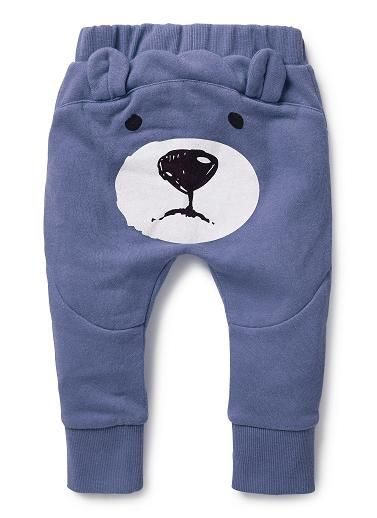 Reasonable Uk Baby Children Kids Boys Girls Cartoon Shark Tongue Harem Pants Trousers Pants Clothing, Shoes & Accessories Bottoms