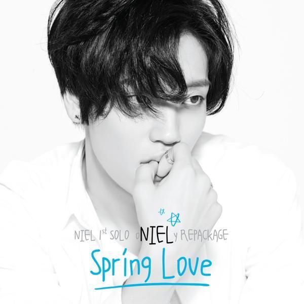 TEEN TOP TWITTER UPDATE 07/04/2015 (NIEL) ----------#틴탑 #니엘 NIEL 1ST SOLO oNIELy Repackage 'Spring Love' 발매 안내가 업로드 되었습니다.