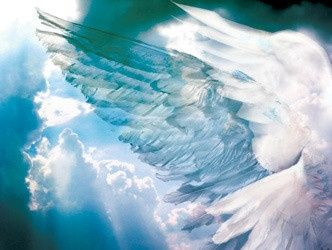 Image result for prophetic art angels