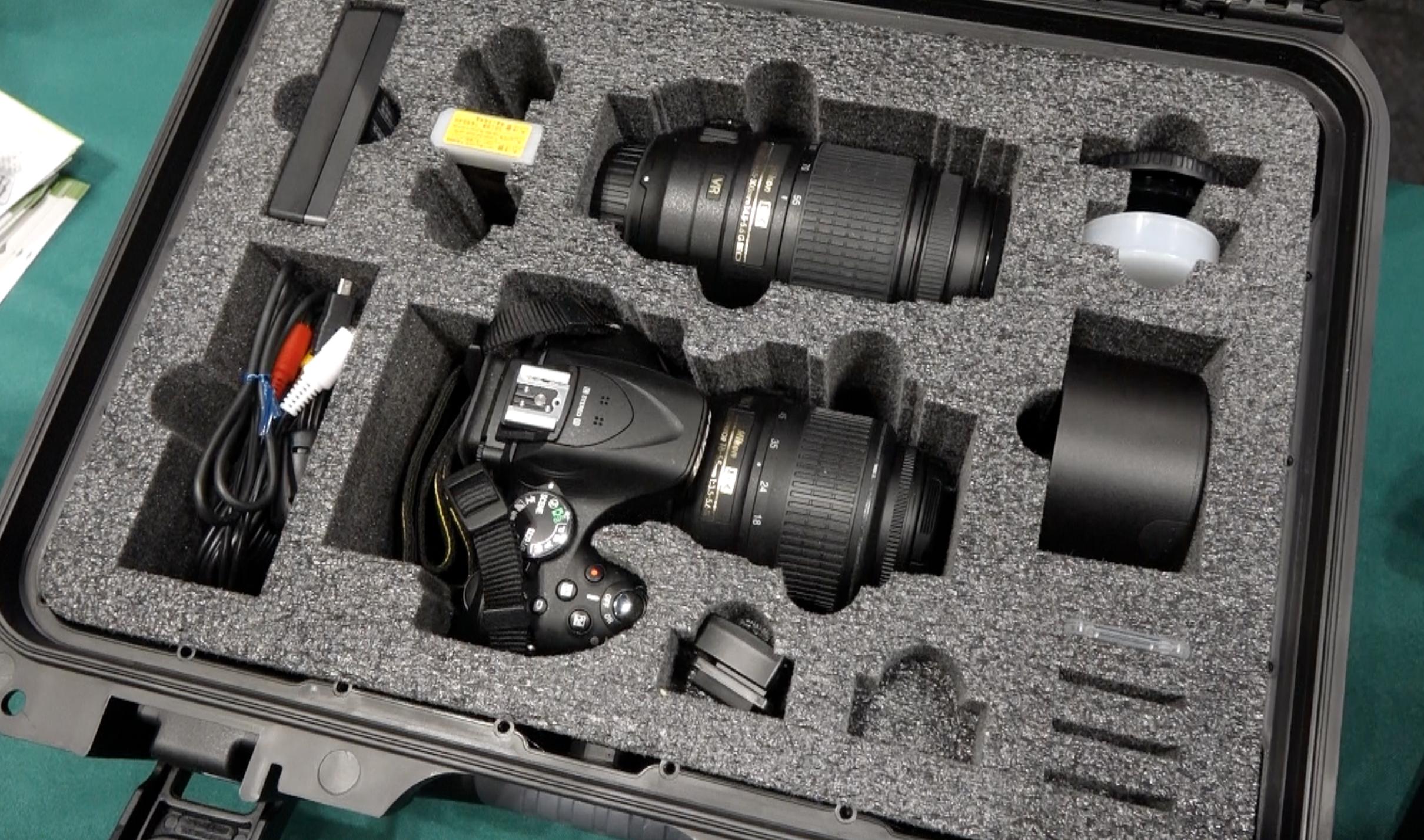 PhotoPlus Expo Design your own custom foam case inserts
