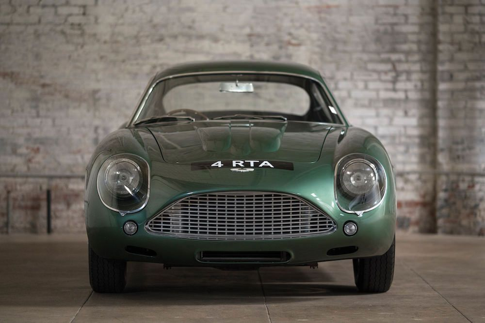 This 1962 Aston Martin Db4 Gt By Zagato Can Be Yours For 16 Million Aston Martin James Bond Aston Martin Lagonda