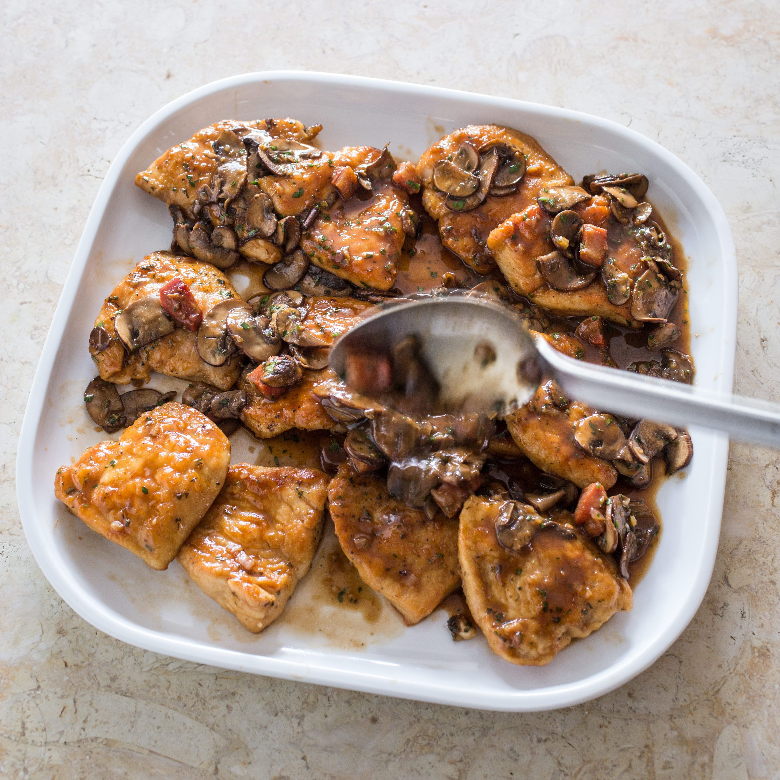 Better Chicken Marsala Recipe Cooks Illustrated Recipes Marsala Recipe Chicken Marsala