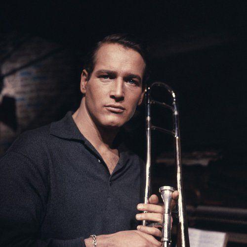 Paul Newman, 1961, 'Paris Blues' promotional photograph