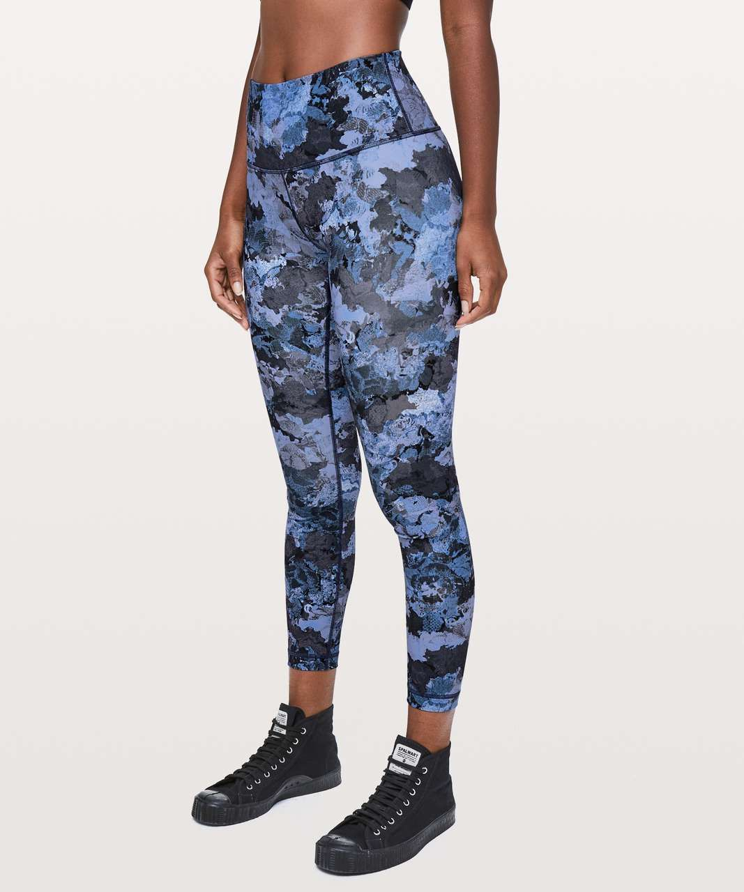 00f84b4ba08e95 Materials: Full-On® Luxtreme. Color: Screen Camo Multi. We updated our  classic High Times pant to create these high-rise 7/8 tights—perfect for  yoga or the ...