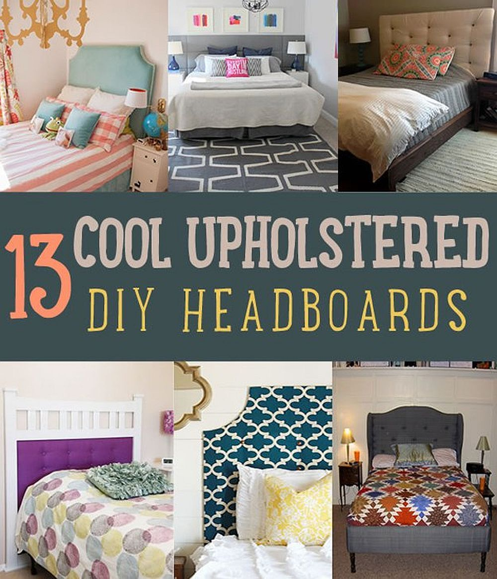 Home Improvement Hack Ideas Diy Projects Craft Ideas How To S For Home Decor With Videos Diy Headboard Upholstered Upholstered Headboard Bedroom Diy Home bedroom makeover diy upholstered