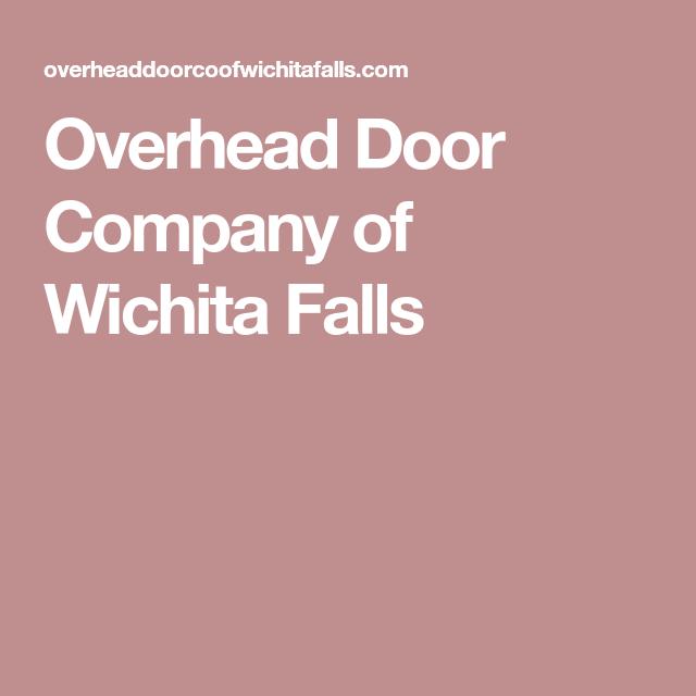 Overhead Door Company Of Wichita Falls