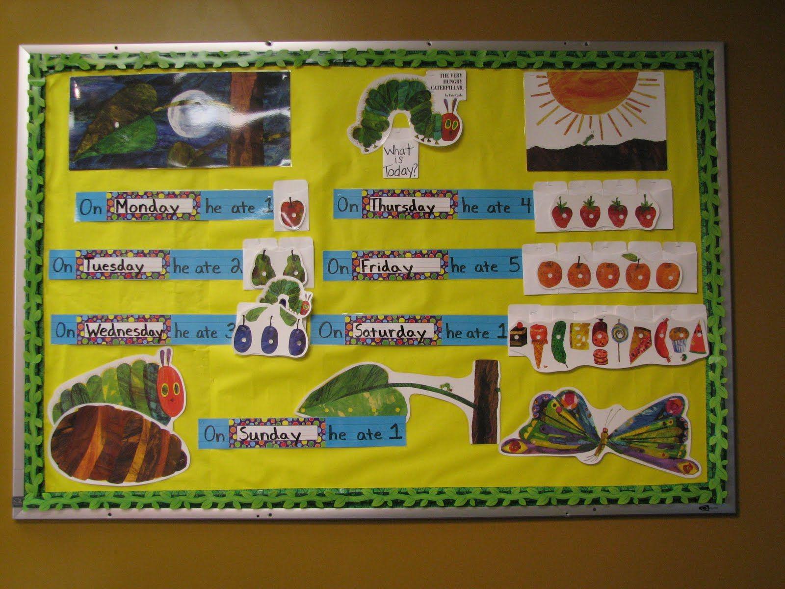 Preschool Bullentin Board Ideas
