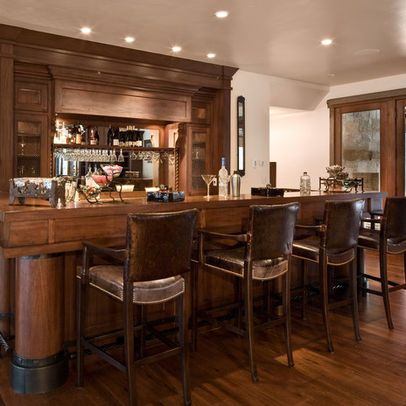 Traditional Bar Design Ideas, Pictures, Remodel, and Decor - page 11 ...