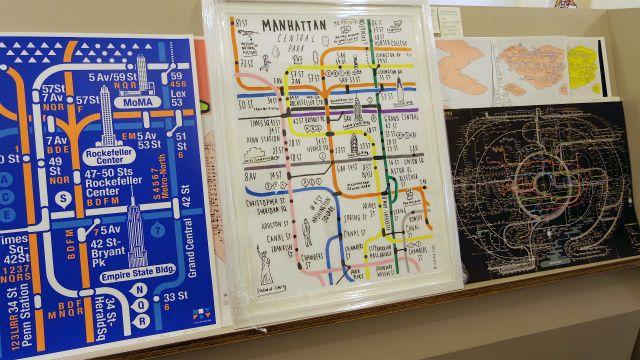 世界の美しい地下鉄マップ」という本に最高にかっこいい東京の鉄道路線 ...