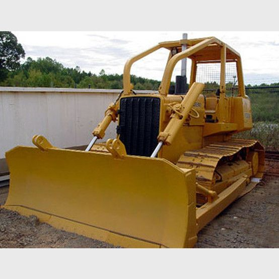 John Deere 750 Dozer, 12ft blade with mechanical angle, hydraulic