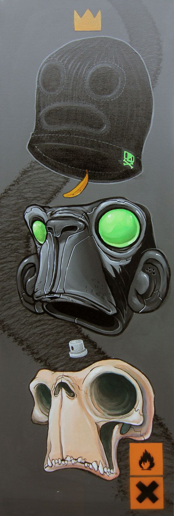 Machinemouth by clog two via behance