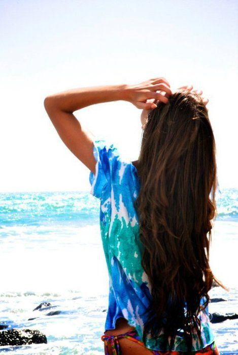I wish this was my hair