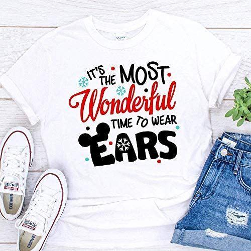 15 Disney Christmas Shirts Under $30