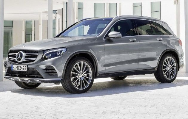 Mercedes-Benz siirtyy GLK:sta GLC:hen - Tekniikanmaailma.fi