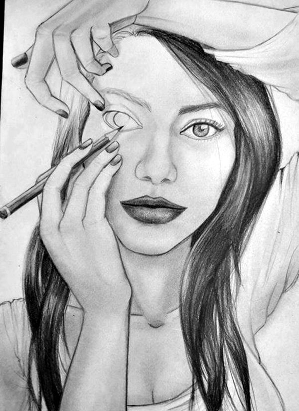 Just Some Amazing Hipster Drawing Ideas 40 Of It Creativity
