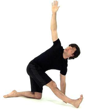 yoga shot hamstring flexibility  cool yoga poses yoga