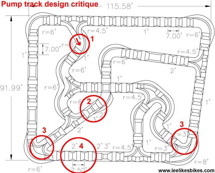 Pump Track Design Google Search Bike Pump Track Dirt Bike