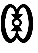 African Symbol Wo Nsa Da Mu A Symbol Of Participatory Government Democracy And Pluralism From The Aphorism Wo Nsa Adinkra Symbols African Symbols Adinkra