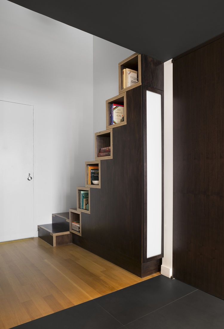 Best A Creative Staircase For A Compact Nyc Loft Dwell 400 x 300