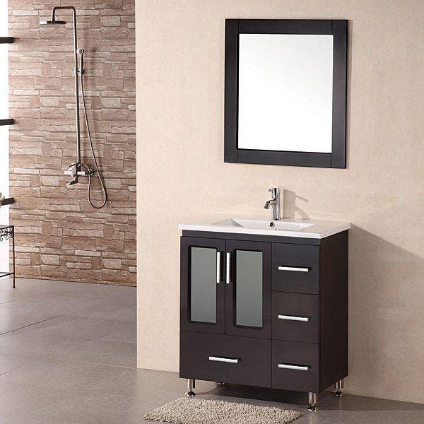Design Element Usa B30Ds Stanton Modern Bathroom Vanity Amusing Design Element Bathroom Vanity Design Decoration