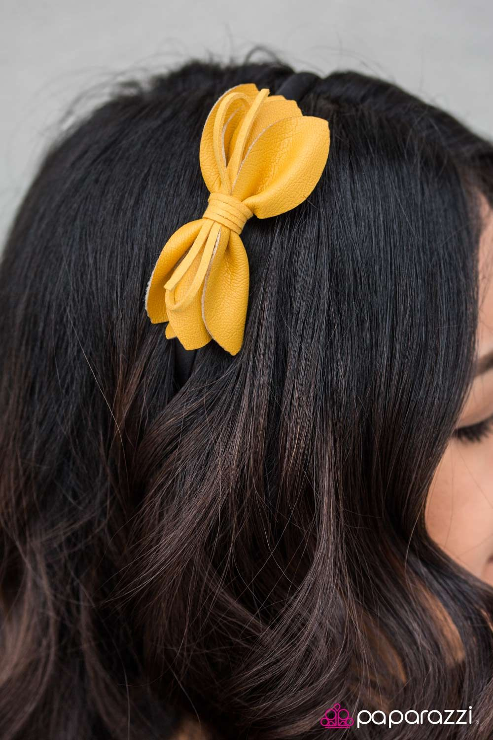 Black bow hair accessories - Runway Bound 5 Hair Accessories Headbands And Jewelry Stunning Yellow And Black