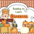 "This booklet includes a nonfiction passage about pumpkins, common core activities and think marks poster for nonfiction text.  This ""Reading to Lea..."