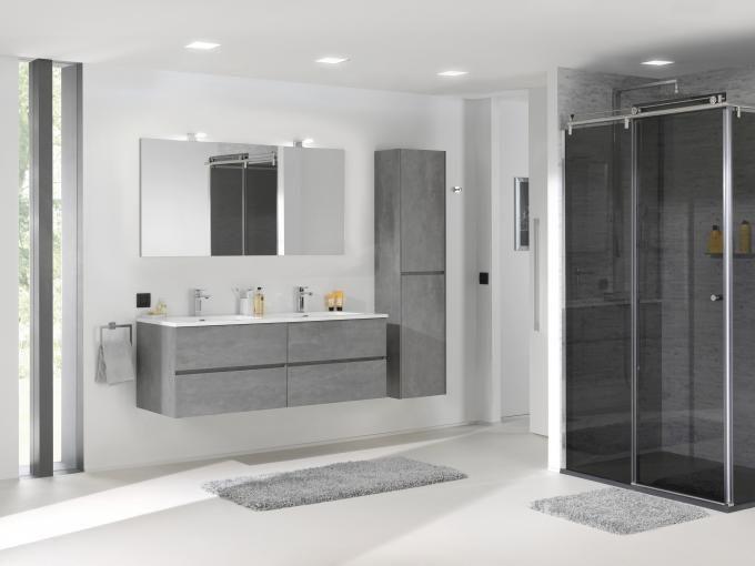Edge meubelset - X2O De voordeligste badkamer specialist | Badkamer ...
