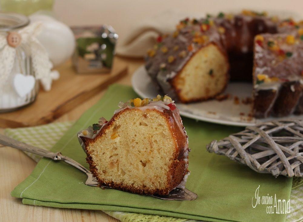La ciambella Siciliana è un dolce sofficissimo che racchiude tutto il sapore,l'aroma e il gusto dei buonissimi dolci Siciliani...