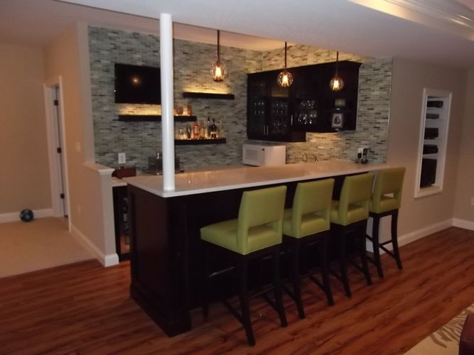 Awesome 34+ Awesome Basement Bar Ideas And How To Make It With Low Bugdet