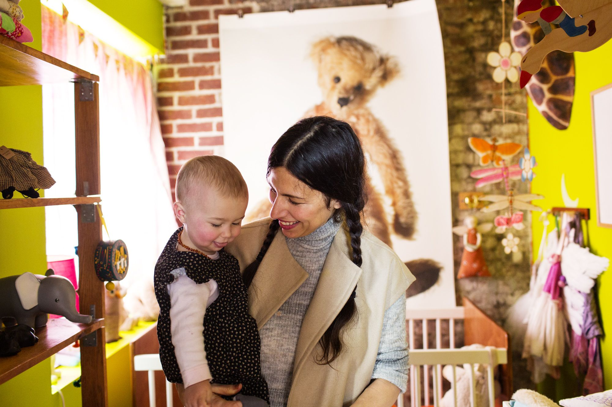 April Hughes – Stylist and Co-Owner of Beautiful Dreamers at her Home and Store in Brooklyn « the selby