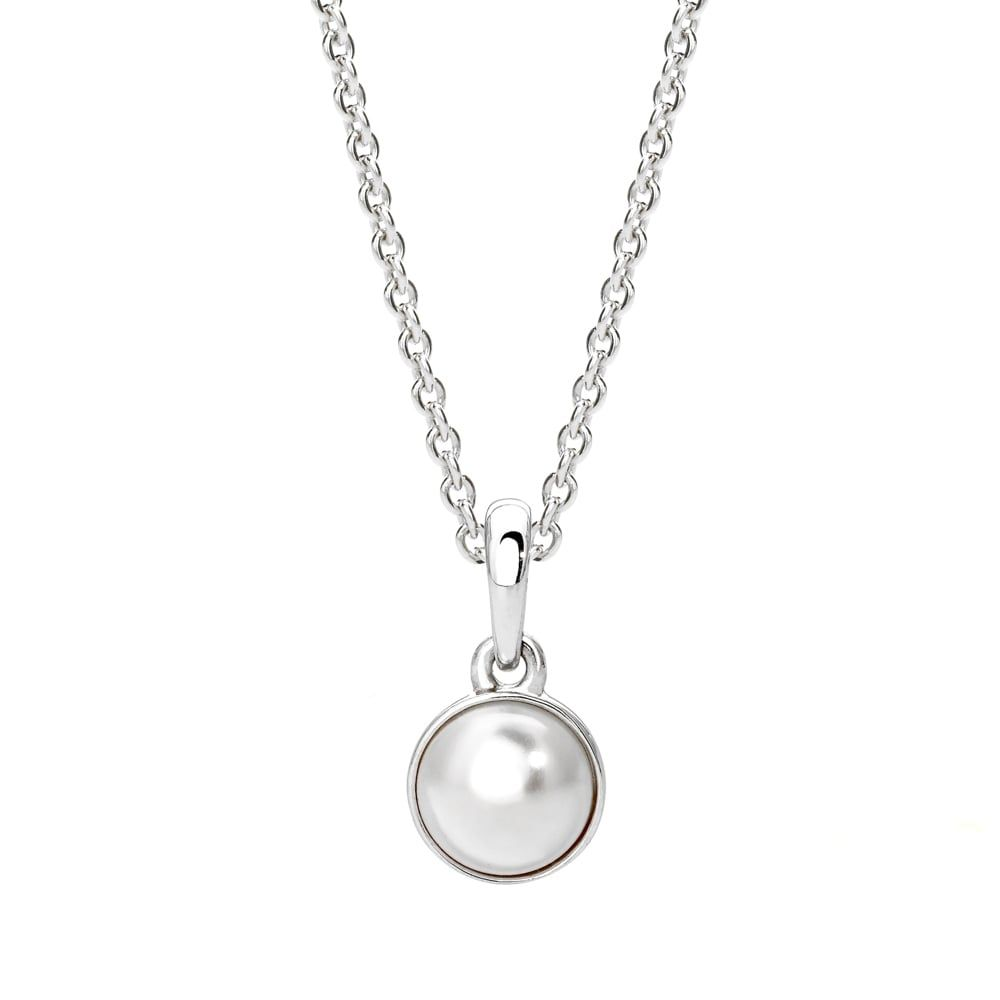 jewellery white gold droplet pendant pendants diamond necklace image