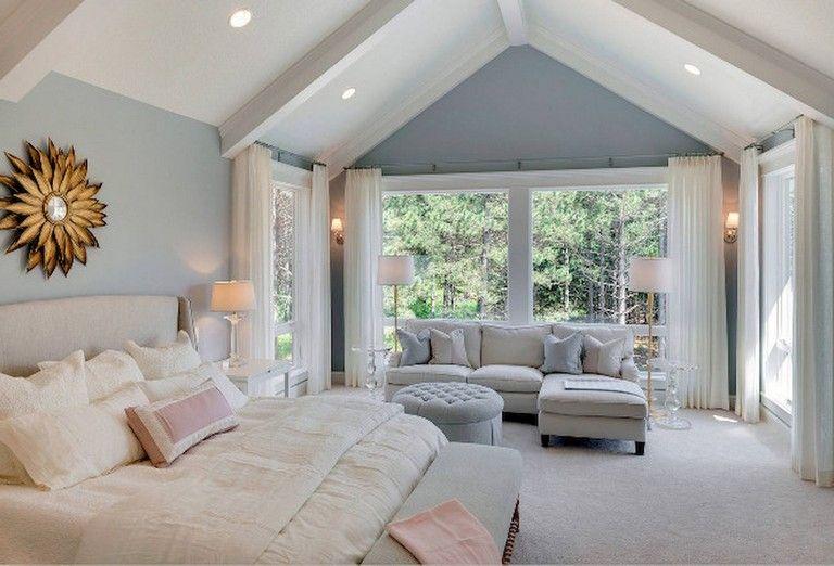 48 Comfy Modern Coastal Master Bedroom Decorating Ideas Bedroomdecor Bedroomdesign Bedro Coastal Master Bedroom Coastal Living Rooms Master Bedrooms Decor