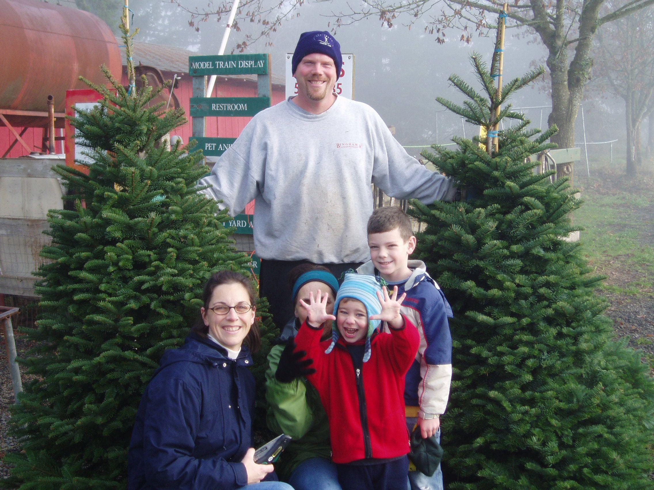 Pin On Helvetia Christmas Tree Farm