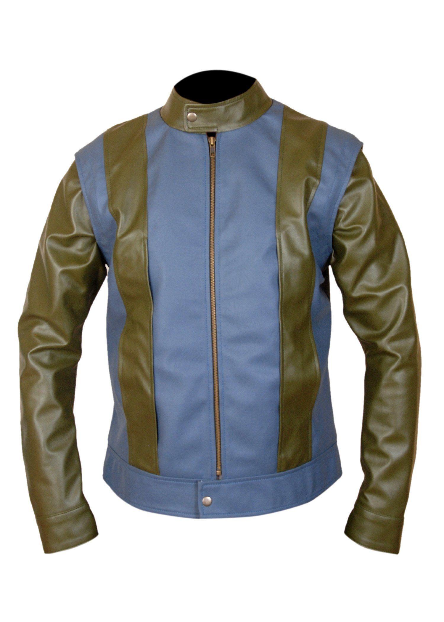 F H Boy S X Men Apocalypse Scott Summers Cyclops Jacket Xl Multi Premium Quality Synthetic Leather Polyester Satin Polyester Satin X Men Apocalypse Jackets [ 2100 x 1500 Pixel ]
