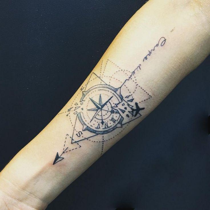 Geometrische Tattoos Bedeutung Und Coole Designs Für Diverse