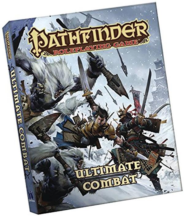 Jason Bulmahn - Pathfinder Roleplaying Game: Ultimate Combat