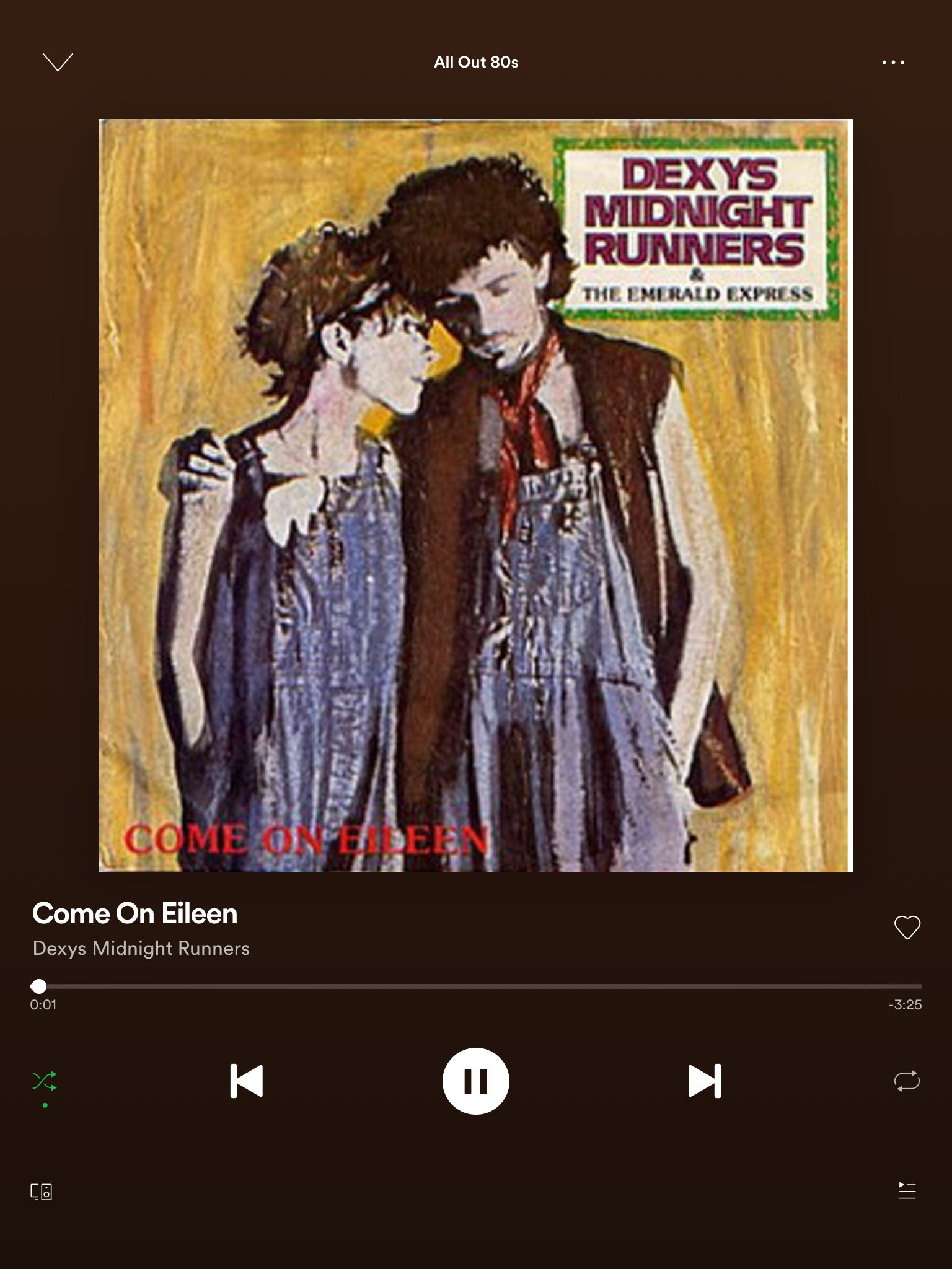 Come On Eileen Dexys Midnight Runners Come On Eileen Midnight Runners Good Rock Songs