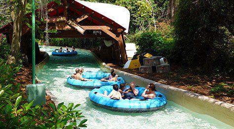 10 Best Disney World Water Park Rides Disney World Water Parks