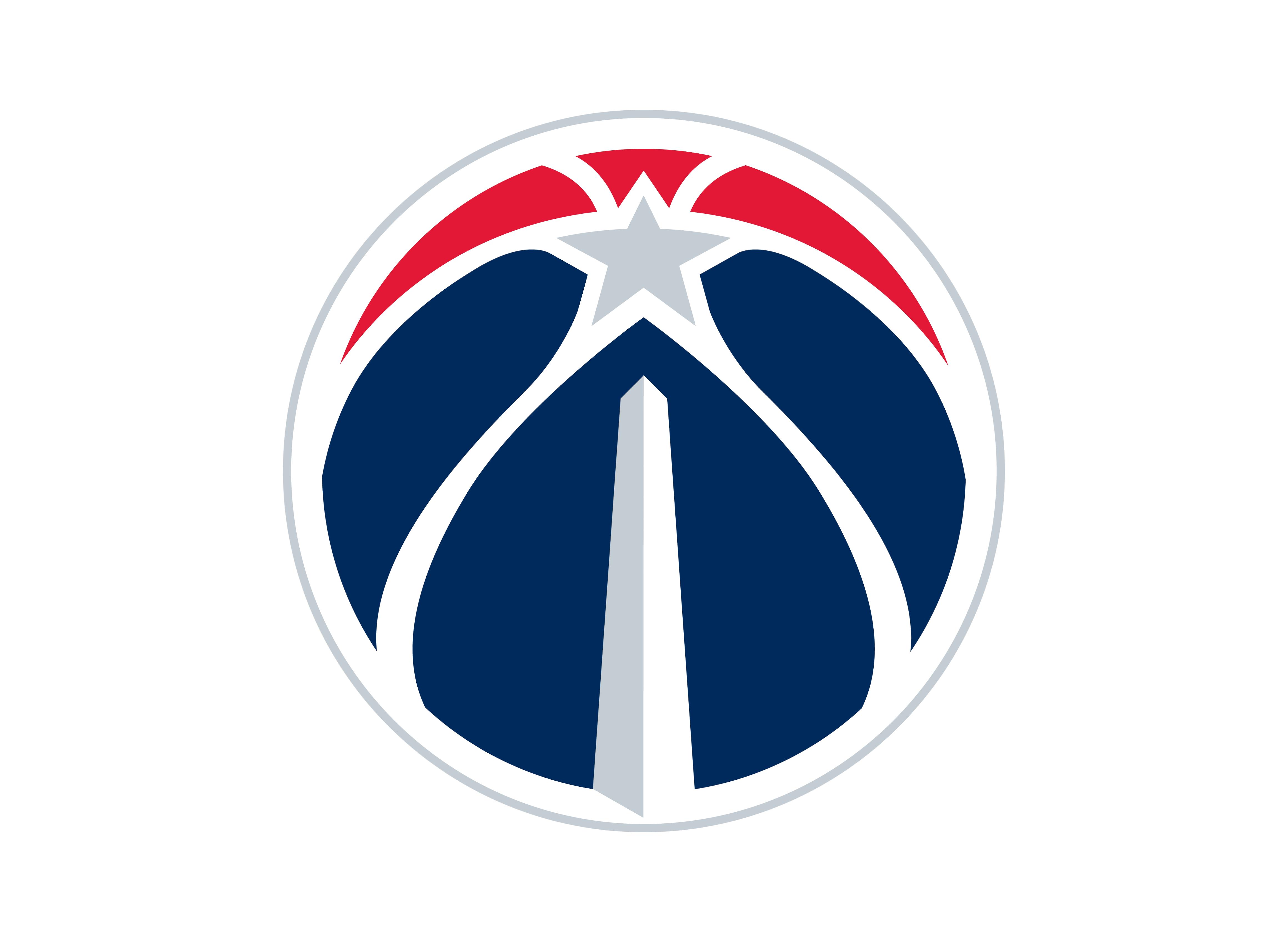 Washington Wizards Washington Wizards Wizards Basketball Wizards Logo