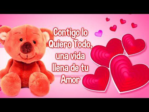 Hola Amor este Video te Dedico- ABRELO Poema de Amor - YouTube