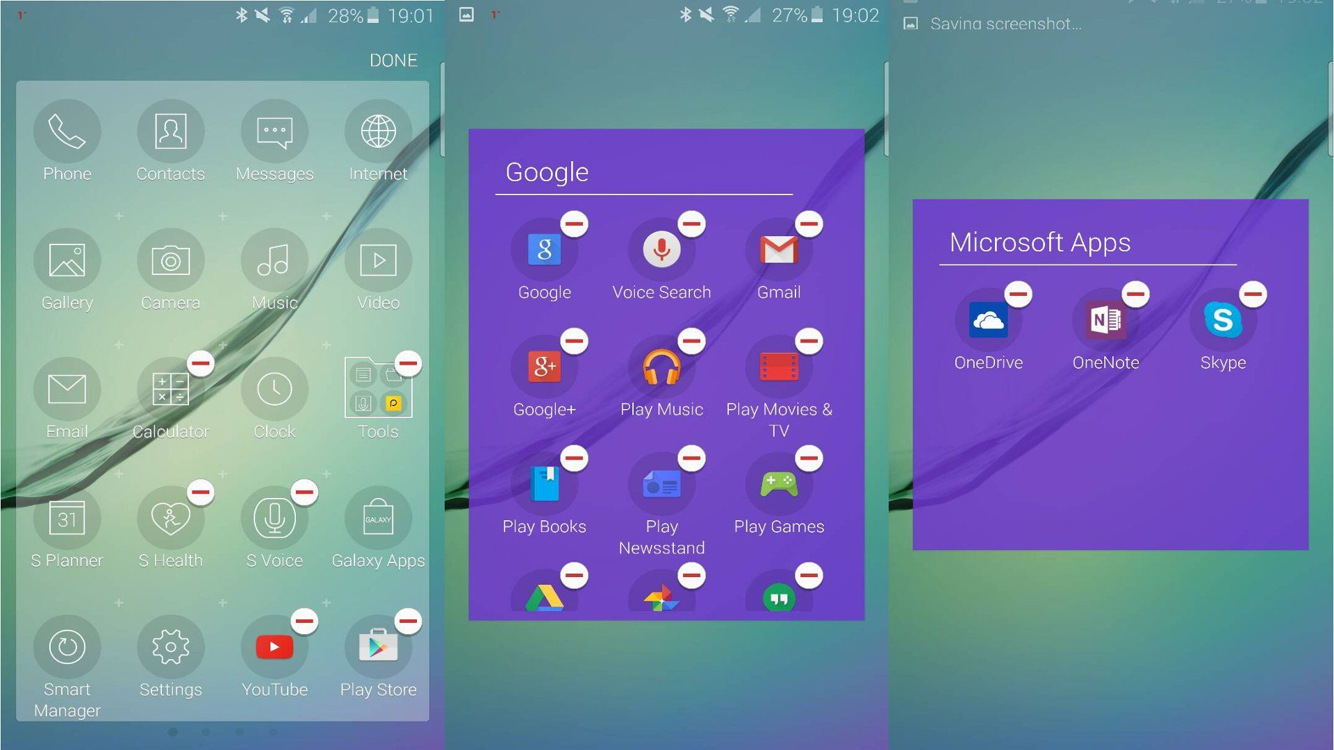 Samsung Will Allow Users To Remove Default Apps From