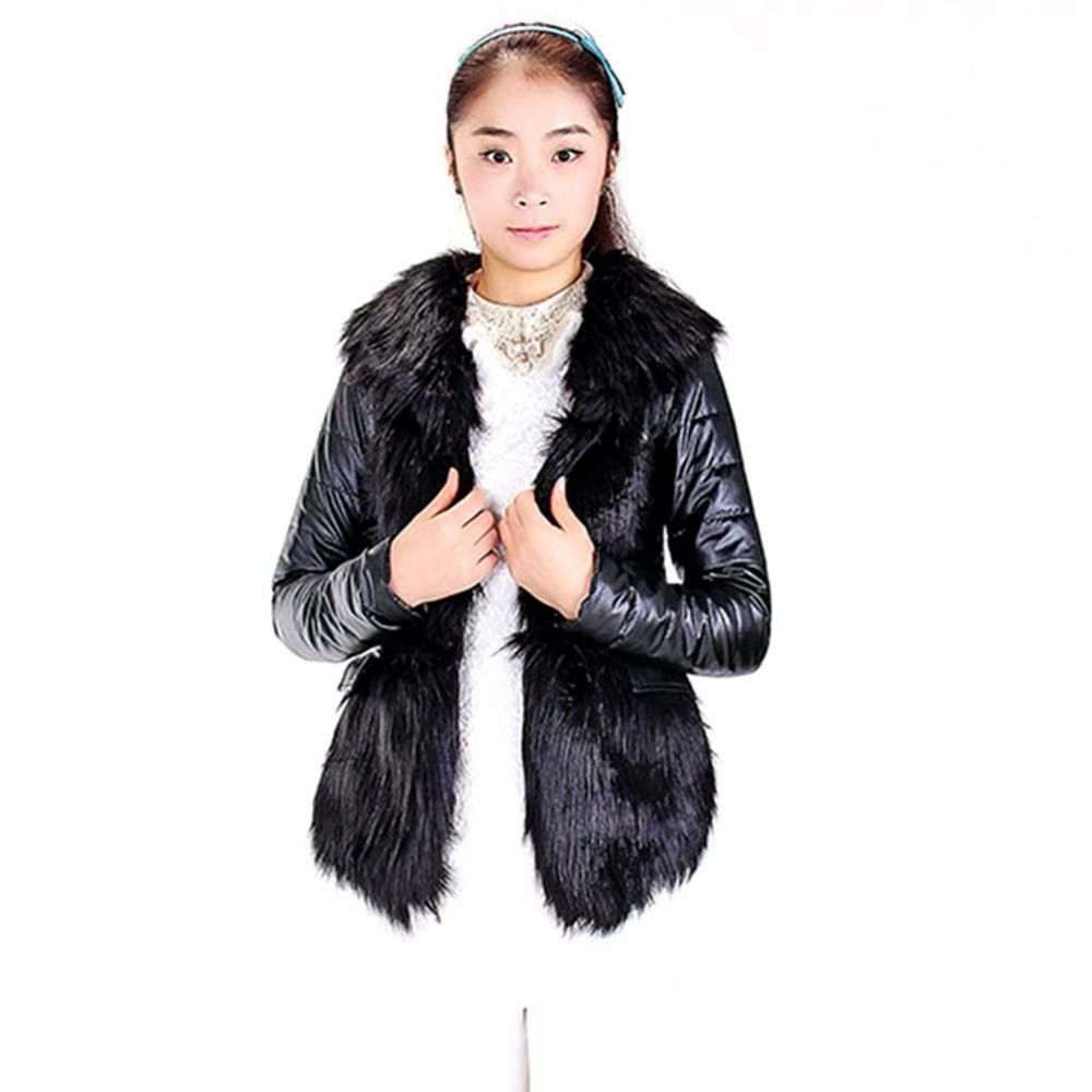 Buy from china:Hot Sale Popular Luxury Women's Faux Fur Coat ...